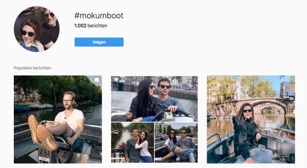Hashtag Mokumboot